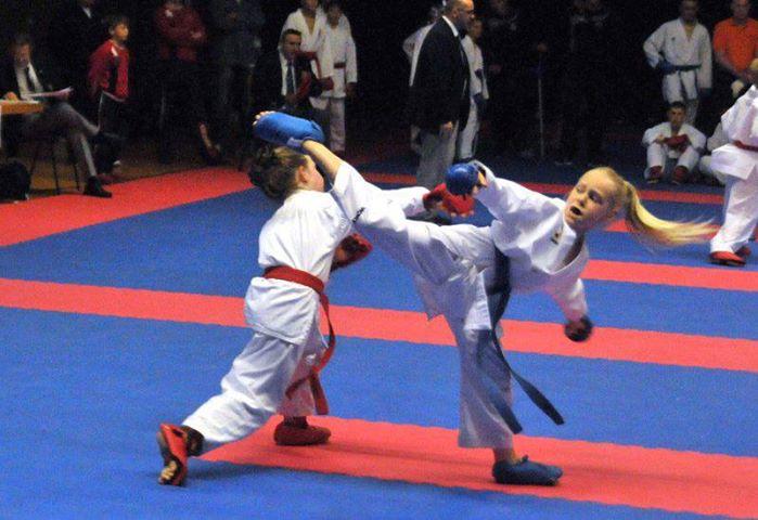 Kids Karate Tournament Pic